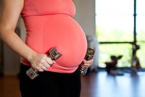 Bolehkah berolahraga selama kehamilan?!